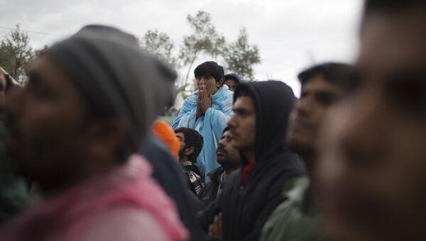 Pákistánští migranti - Sputnik Česká republika