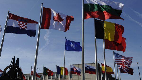 Štáb NATO v Bruselu - Sputnik Česká republika