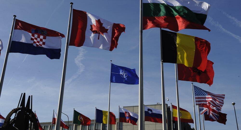 Štáb NATO v Bruselu