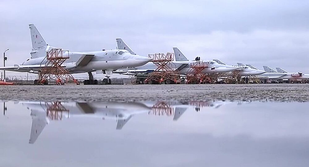 Tu-22M3 v Sýrii