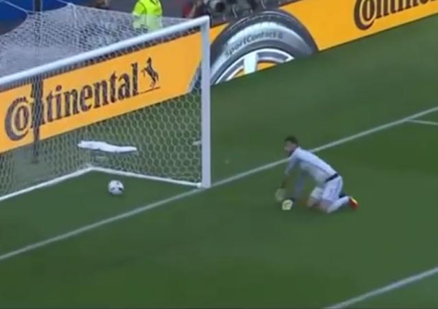 UEFA nazvala nejkrásnější gól na Euru 2016