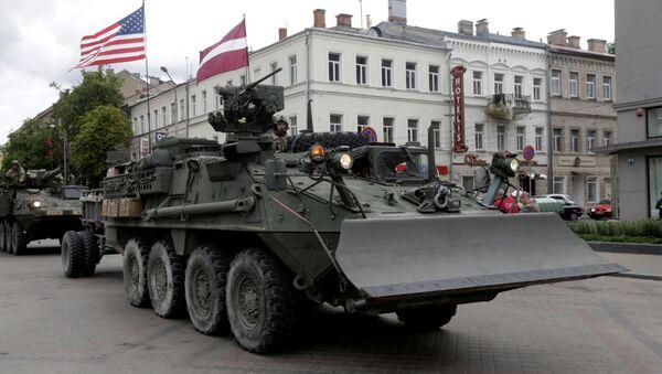 V Lotyšsku hodlají vybudovat na místě sovětského vojenského městečka polygon NATO - Sputnik Česká republika