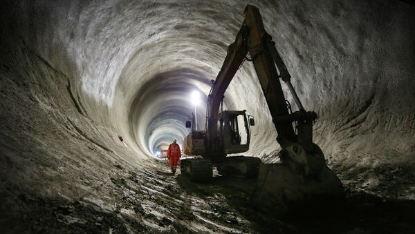 Tunel - Sputnik Česká republika