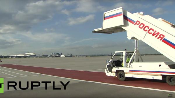 John Kerry přijíždí do Moskvy na jednání s Lavrovem - Sputnik Česká republika