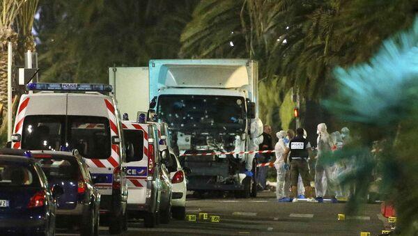 Truck Attack in Nice, France - Sputnik Česká republika
