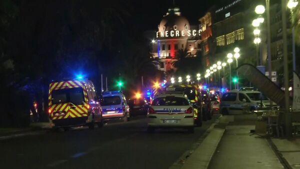 Útok v Nice - Sputnik Česká republika