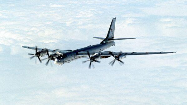 Tu-95-Bomber - Sputnik Česká republika