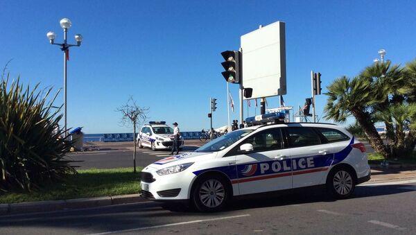 Francouzská policie v Nice - Sputnik Česká republika