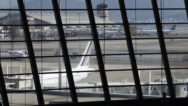 Letiště v Nice - Sputnik Česká republika