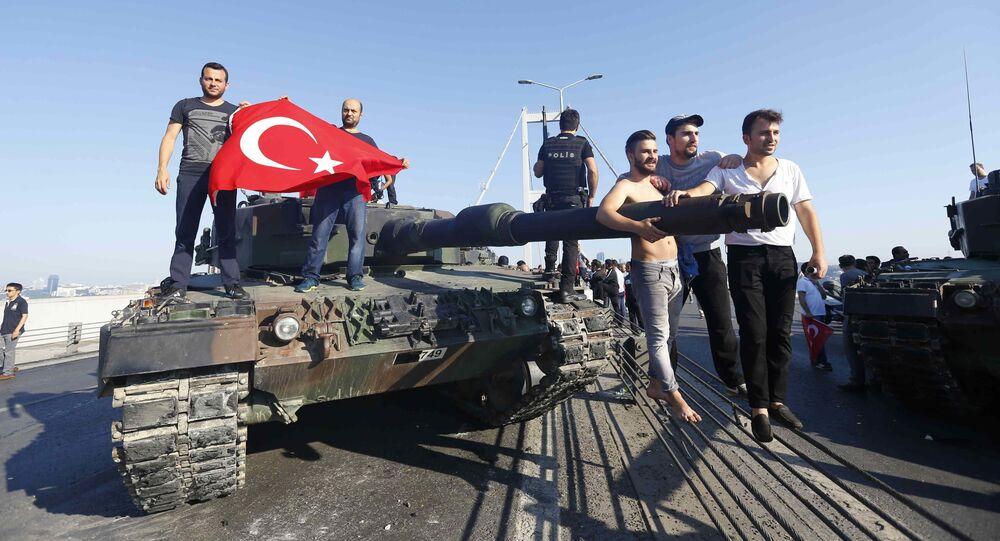 Situace v Turecku