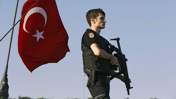 Situace v Turecku - Sputnik Česká republika