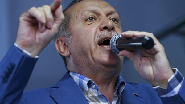 Tayyip Erdogan - Sputnik Česká republika