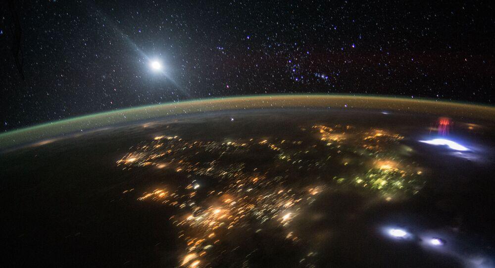 Země. Ilustrační foto