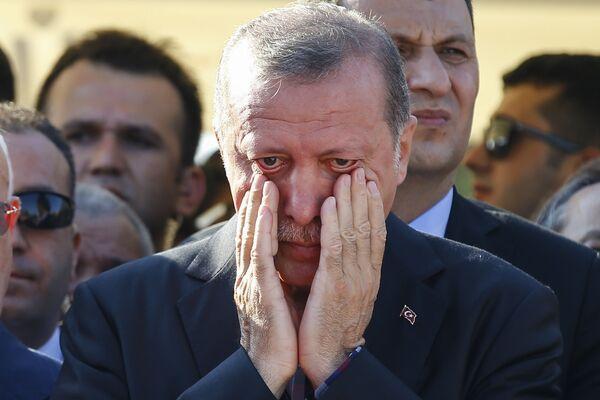 Pokus o státní převrat v Turecku - Sputnik Česká republika