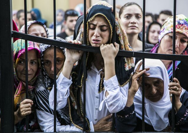 Pokus o státní převrat v Turecku