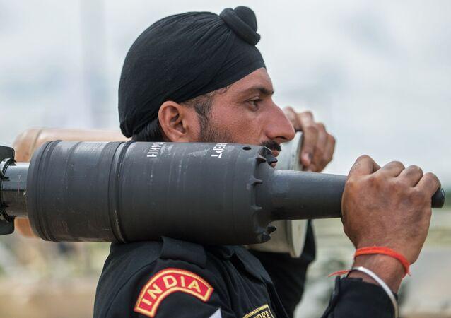 Indický voják