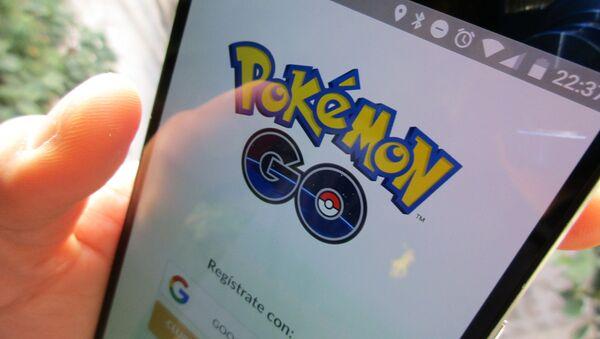 Pokémon Go - Sputnik Česká republika