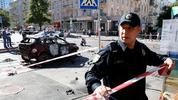 Pavel Šeremet byl zavražděn v Kyjevě - Sputnik Česká republika