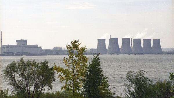 Novovoroněžská jaderná elektrárna - Sputnik Česká republika