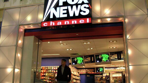 Fox News. - Sputnik Česká republika