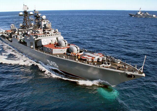Vojenská lod´ Admiral Panteleev