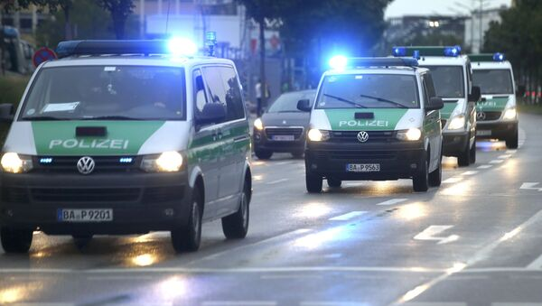 Situace v Mnichově - Sputnik Česká republika