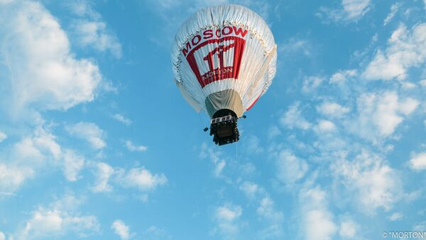 Balon Fjodora Koňuchova - Sputnik Česká republika