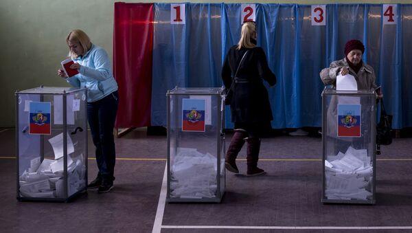 Volby v LLR - Sputnik Česká republika