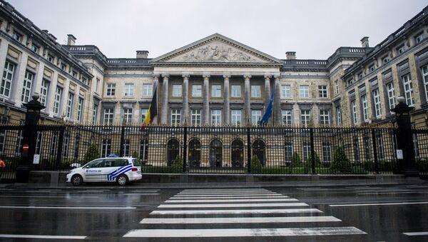 Belgický parlament - Sputnik Česká republika
