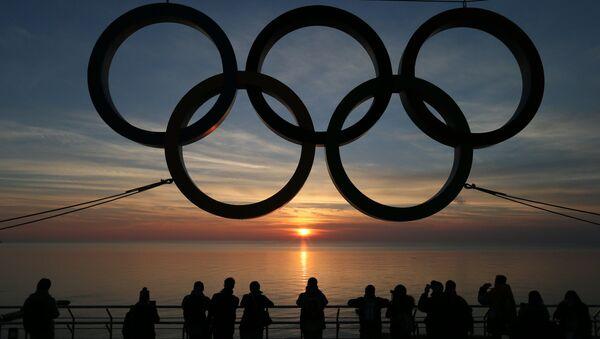 Olympijské kruhy - Sputnik Česká republika