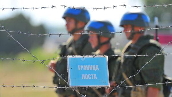 Ruští vojáci v Podněstří - Sputnik Česká republika