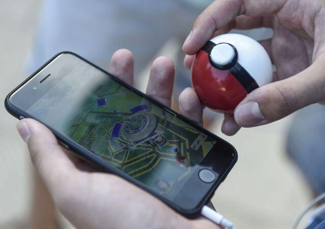 Aplikace Pokemon Go