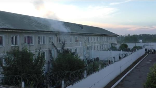 Na internetu se objevilo video potlačení vzpoury vězňů v Chakasii - Sputnik Česká republika