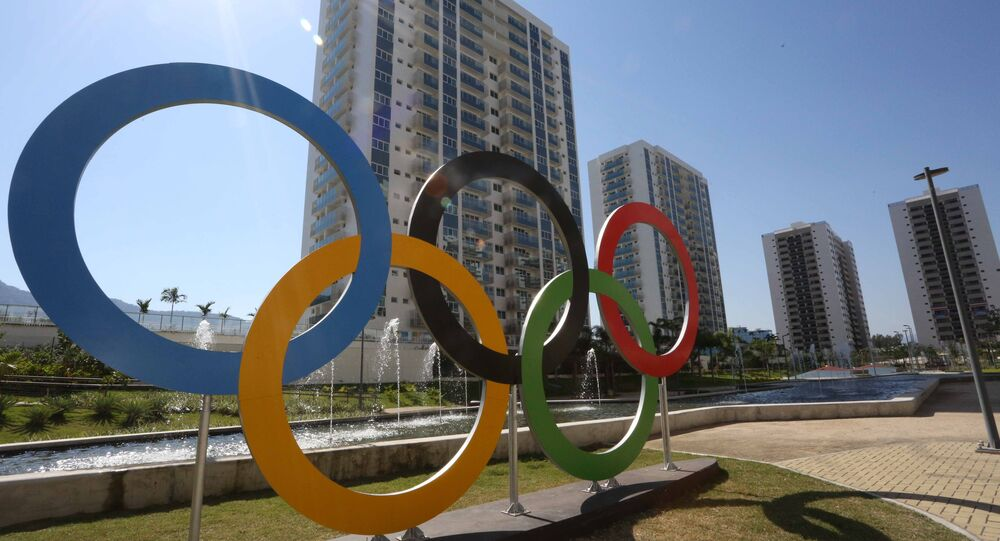Olympiáda 2016 v Riu de Janeiru