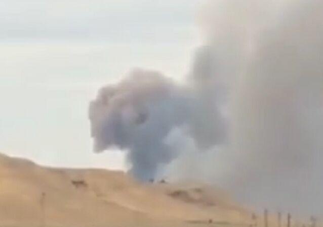 Výbuch ve zbrojovce Araz v Širvanu, Azerbajdžán