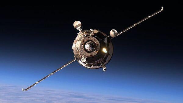 Vesmírná loď MS-02 - Sputnik Česká republika