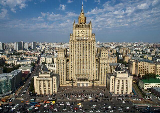 Budoba Ministerstva zahraničí Ruska