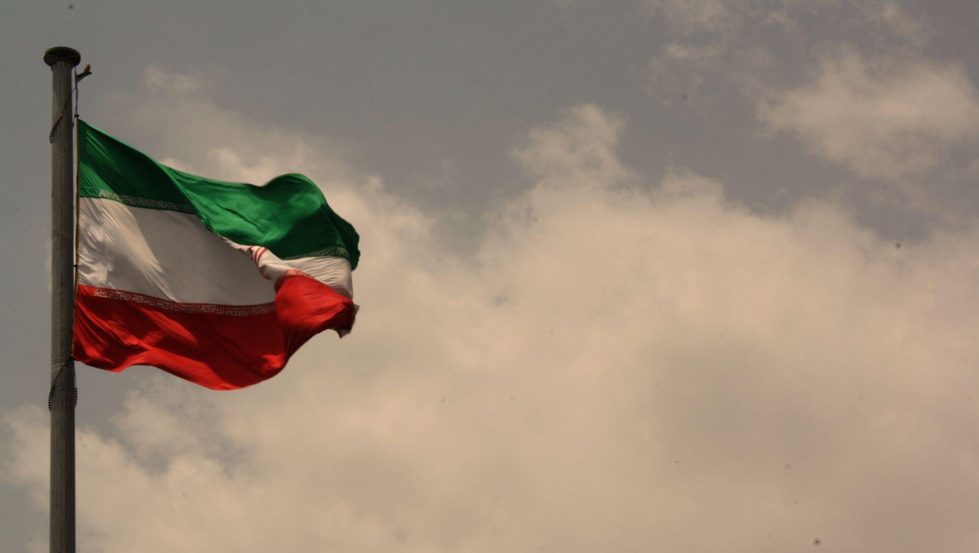 Íránská vlajka - Sputnik Česká republika, 1920, 25.03.2021