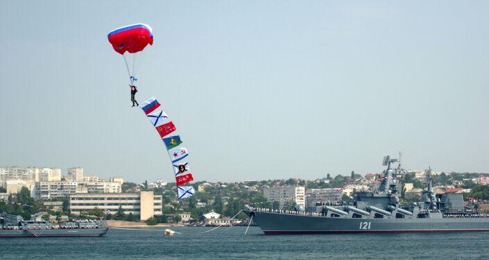 Gardový raketový křižník Moskva