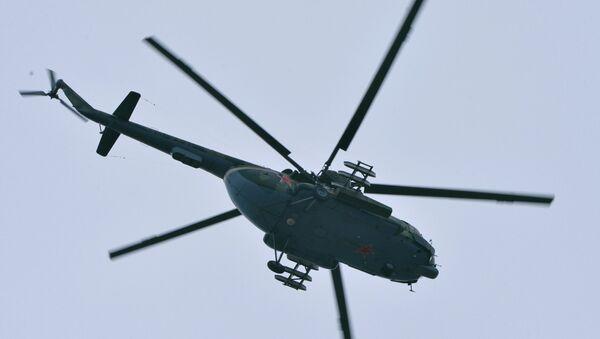 Vrtulník Mi-8 - Sputnik Česká republika