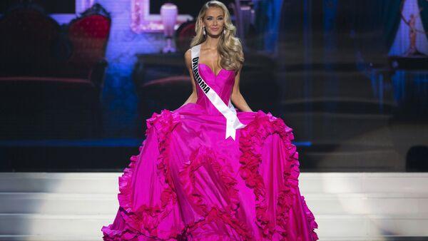 Miss USA 2015 Olivia Jordanová - Sputnik Česká republika