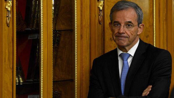 Poslanec Národního shromáždění Francie Thierry Mariani - Sputnik Česká republika