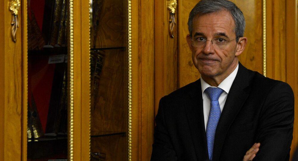 Poslanec Národního shromáždění Francie Thierry Mariani