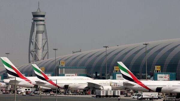 Letiště v Dubaji - Sputnik Česká republika