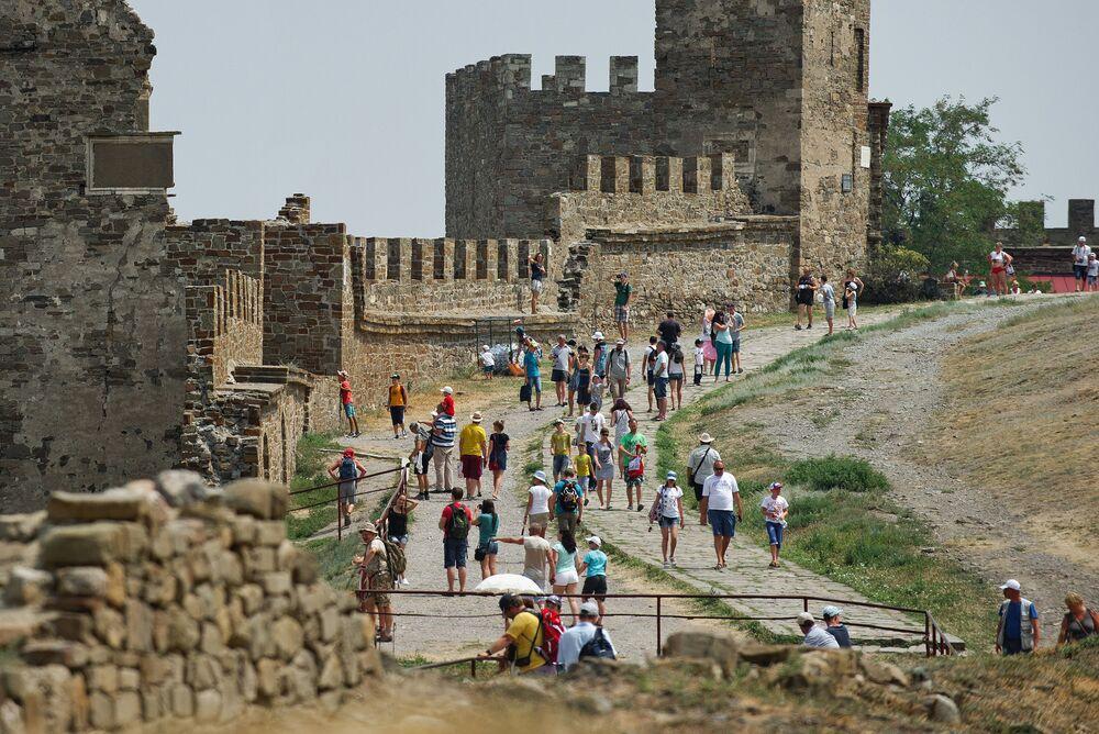 Janovská pevnost.