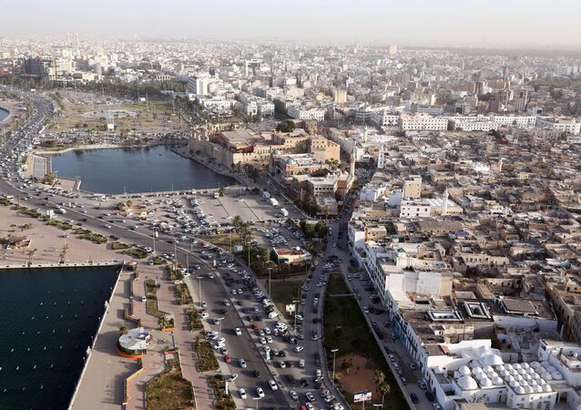 Tripolis, Libye