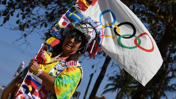 Rio de Janeiro v očekávání Olympijských her - Sputnik Česká republika