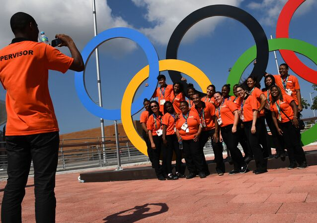 Většina sportovních objektů se nachází v městském obvodu Barra da Tijuca