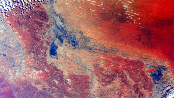 Pohled na Austrálii z kosmu - Sputnik Česká republika
