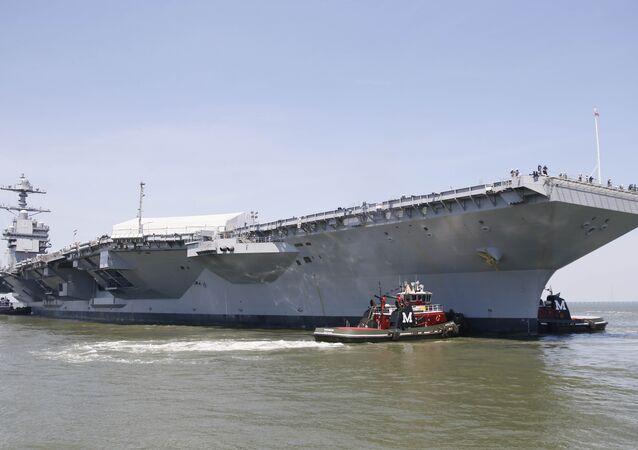 Americká letadlová loď Gerald R. Ford (CVN-78)
